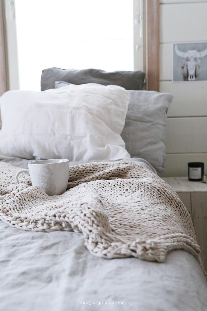 set cover slate linen gray duvet