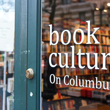 NYC Guide: Book Culture