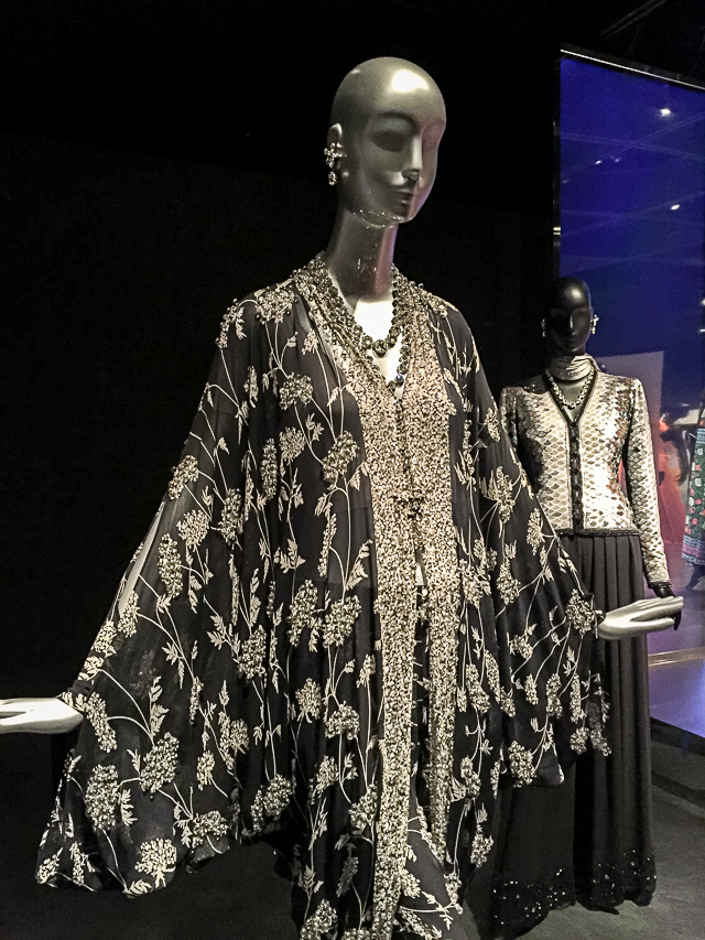 Jacqueline de Ribes Costume Exhibit -0299