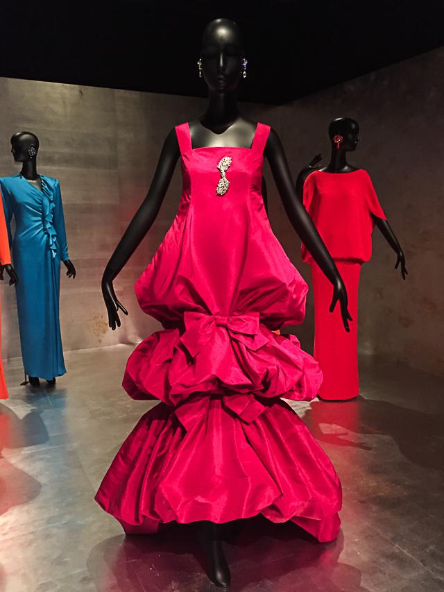Jacqueline de Ribes Costume Exhibit -0317