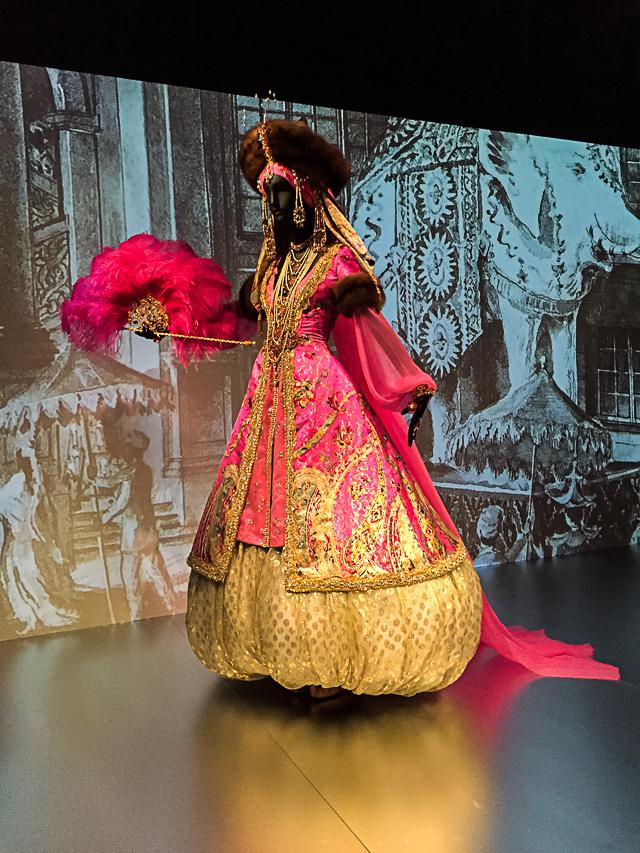 Jacqueline de Ribes Costume Exhibit -0346