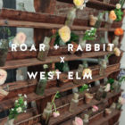 Roar + Rabbit x West Elm