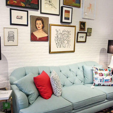 NYC Guide: Kate Spade Home Pop-Up Shop