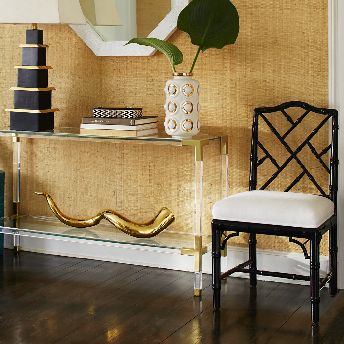 York AvenueLookalike for Less: Jonathan Adler Jacques Console