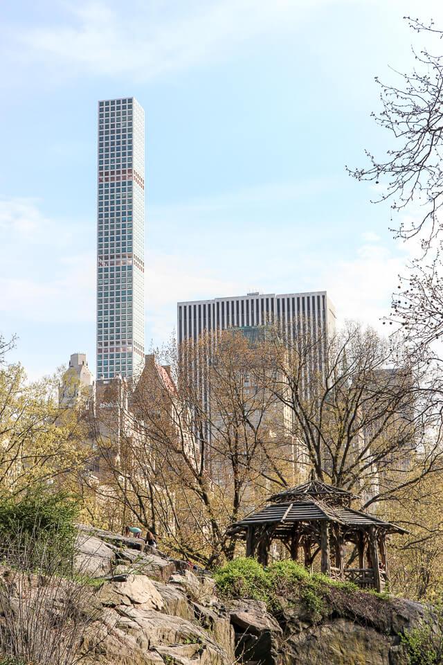 spring in central park-2446