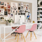 Rebecca Taylor's Chic and Feminine Office