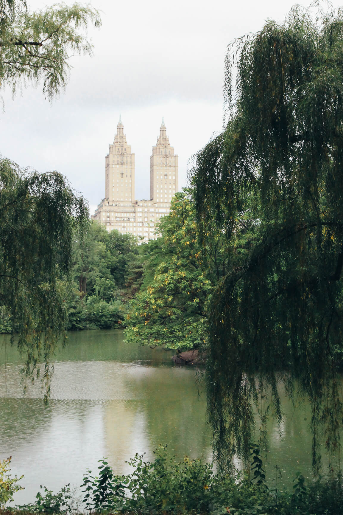 The Lake Central Park