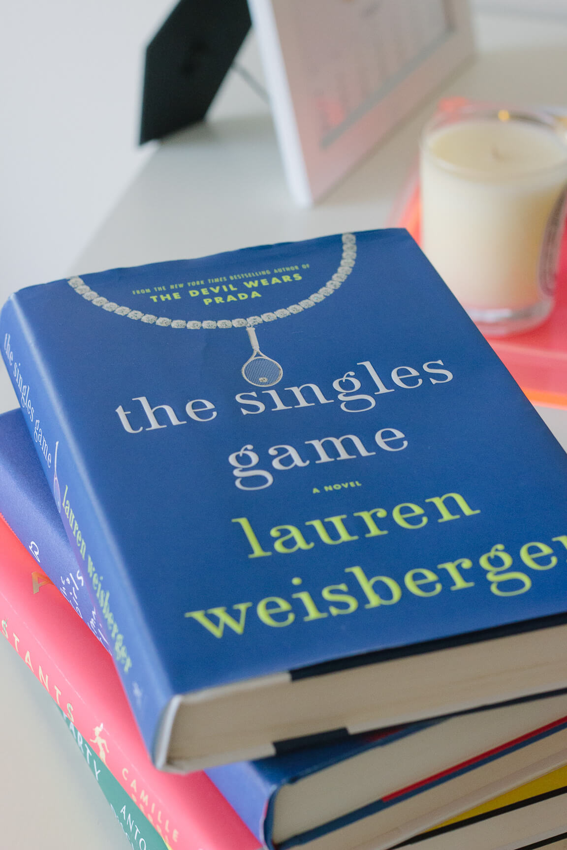 Lately - The Singles Game Lauren Weisberger-4750