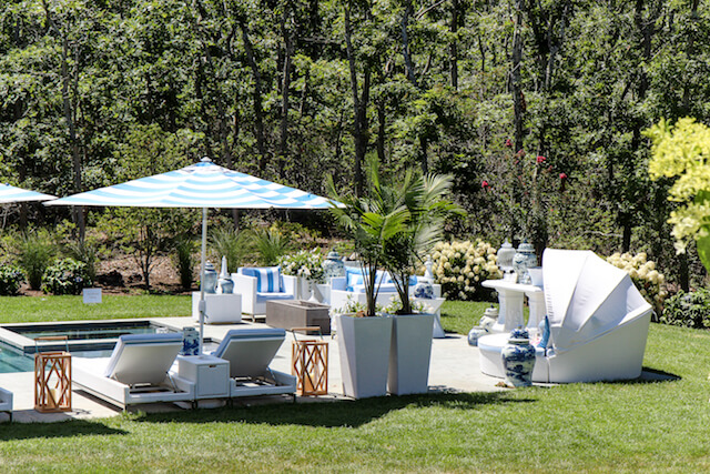 Hampton Designer Showhouse 2016 Pool And Outdoor Space