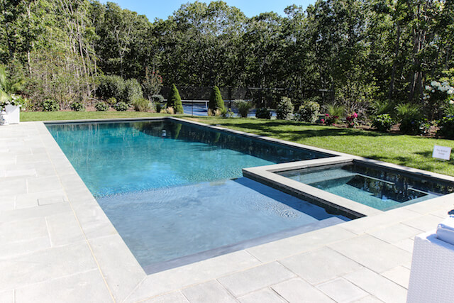 Hampton designer showhouse 2016 pool and outdoor space for Pool design hamptons
