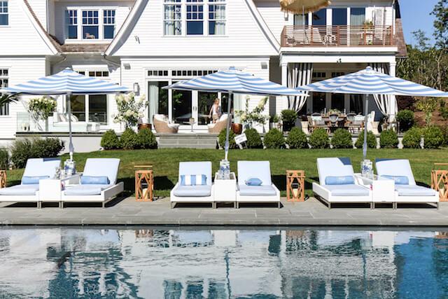 Summer in newport 2017 coastal living idea house york for Pool show 2016