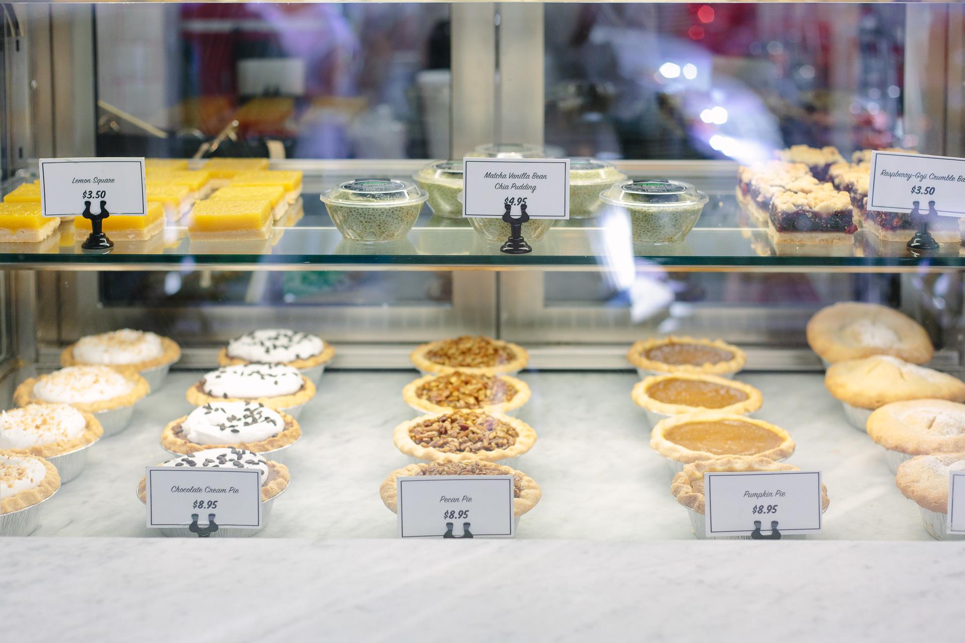 Sweets by Chloe vegan pastries West Village