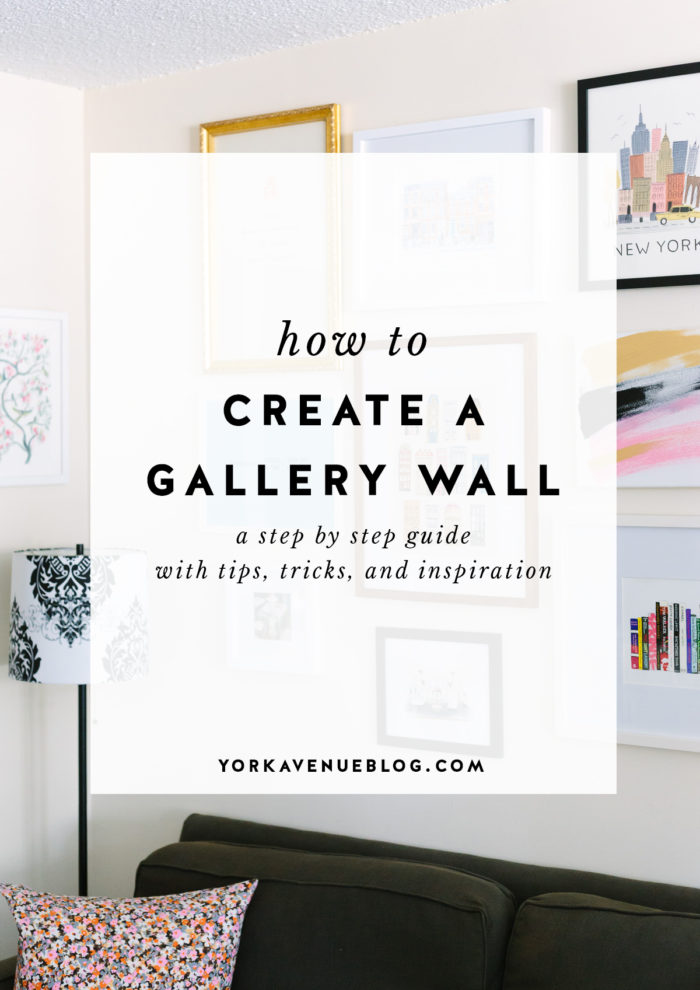 Step-by-Step Tips for Creating a Gallery Wall