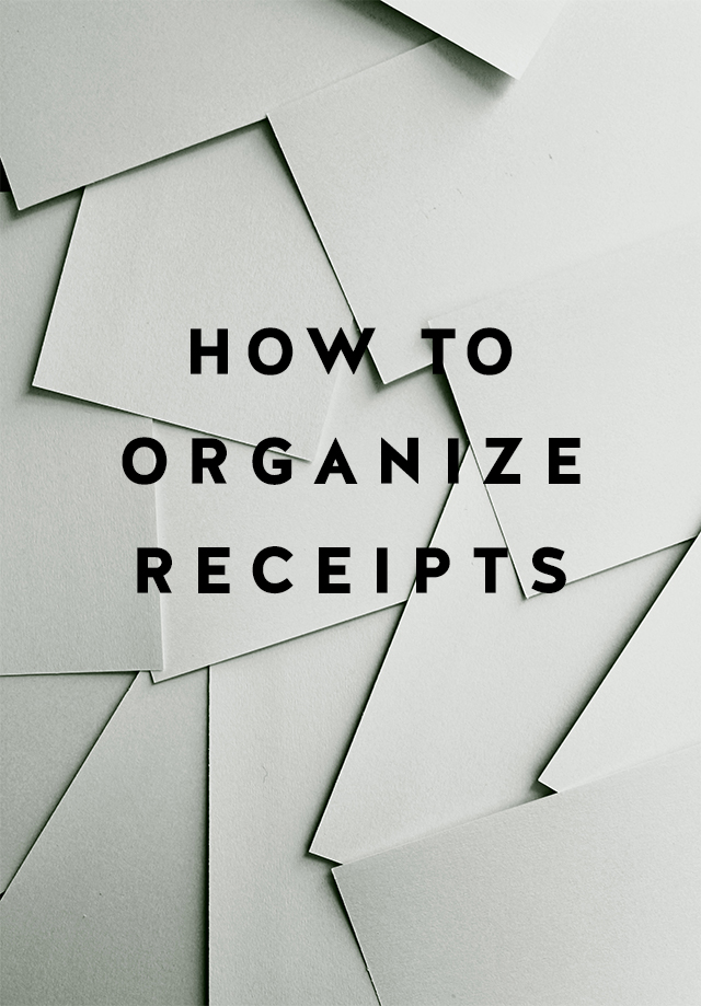 how-to-organize-receipts