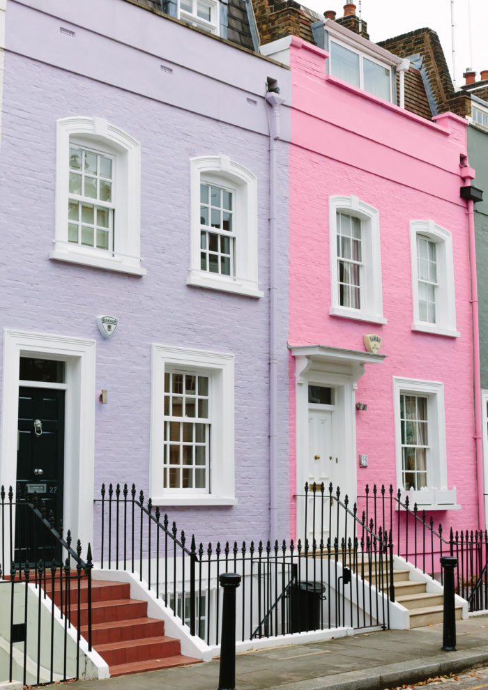 London Photo Essays: South Kensington and Chelsea