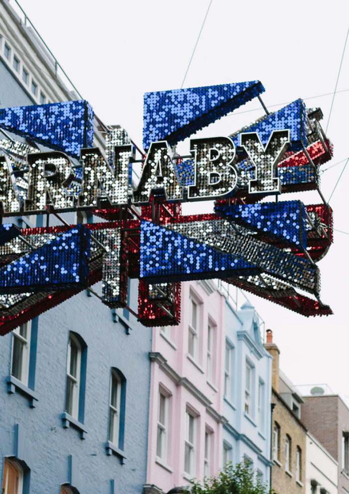 London Photo Essays: Carnaby Street