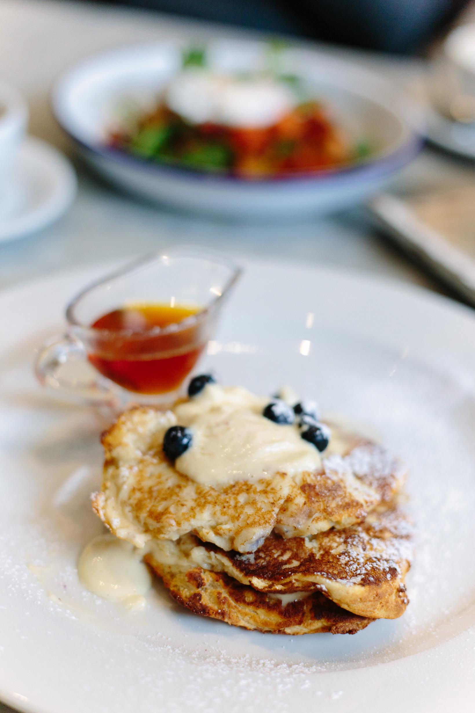 Blueberry-Ricotta Pancakes Blueberry-Ricotta Pancakes new pics