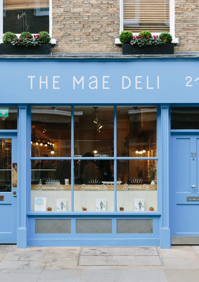 London Eats: The MaE Deli