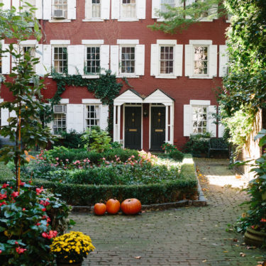Photo Essays: Autumn in the West Village