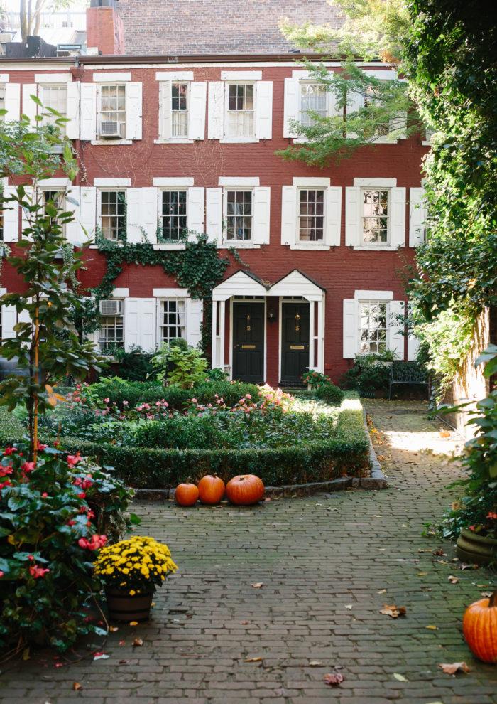 Photo Essays: Autumn in the West Village
