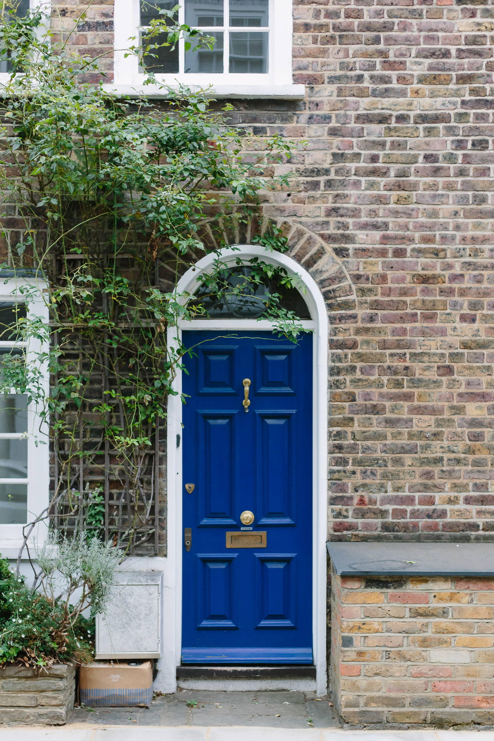 London Photo Essays Colorful Doors and Charming Mews & London Photo Essays: Colorful Doors and Charming Mews - York Avenue