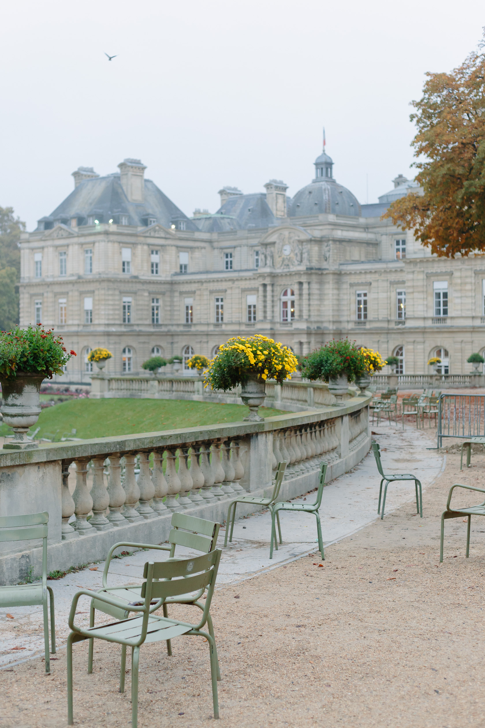 Paris photo essays jardin du luxembourg york avenue for Jardin luxemburgo