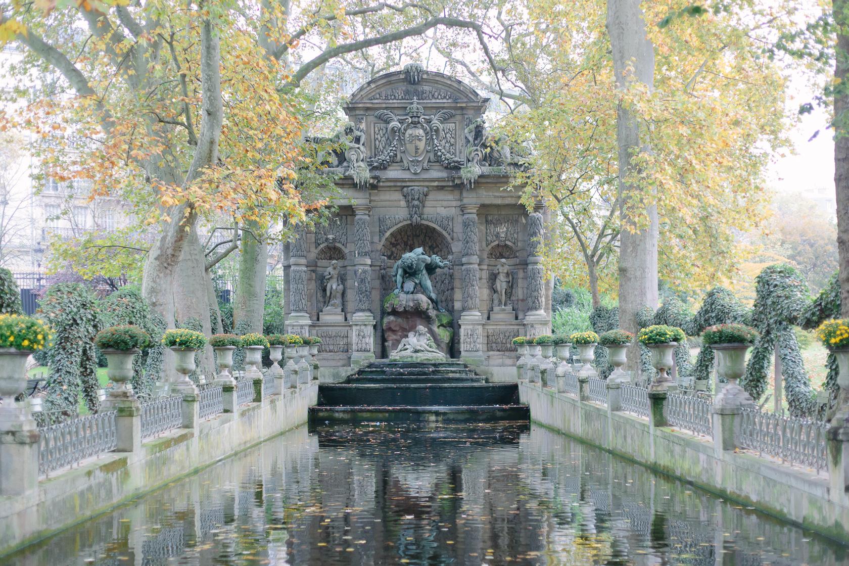 Paris photo essays jardin du luxembourg york avenue for Jardin paris