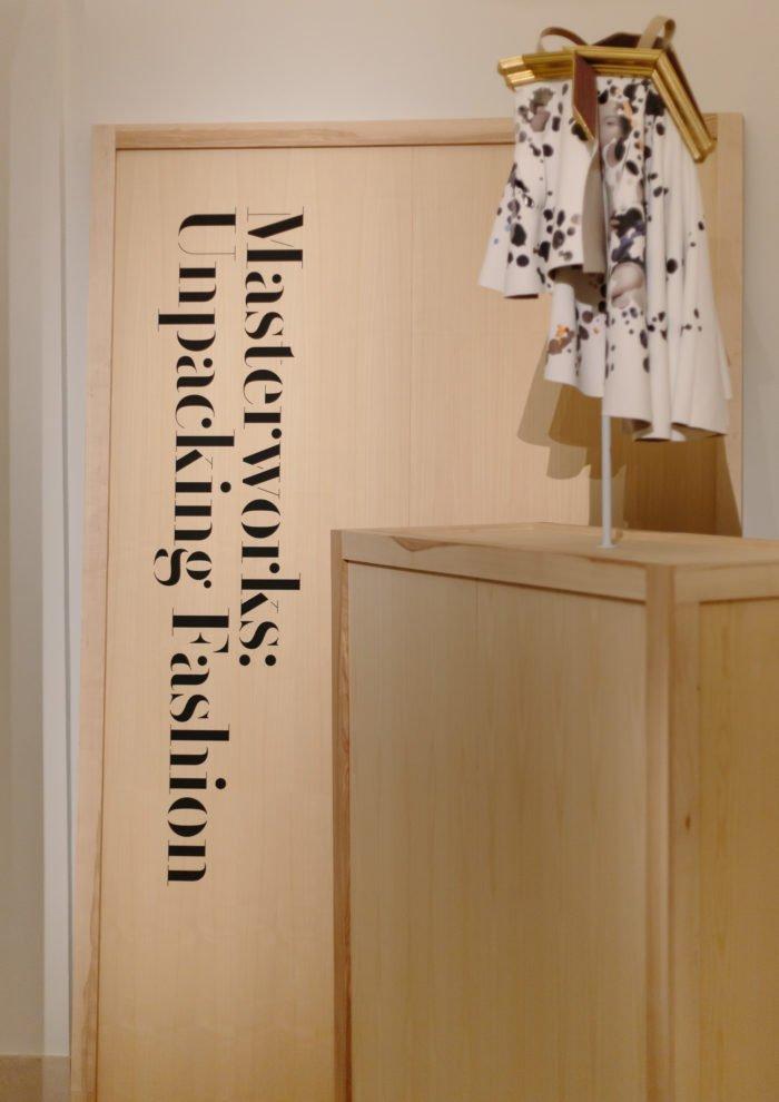 Unpacking Fashion at the Met