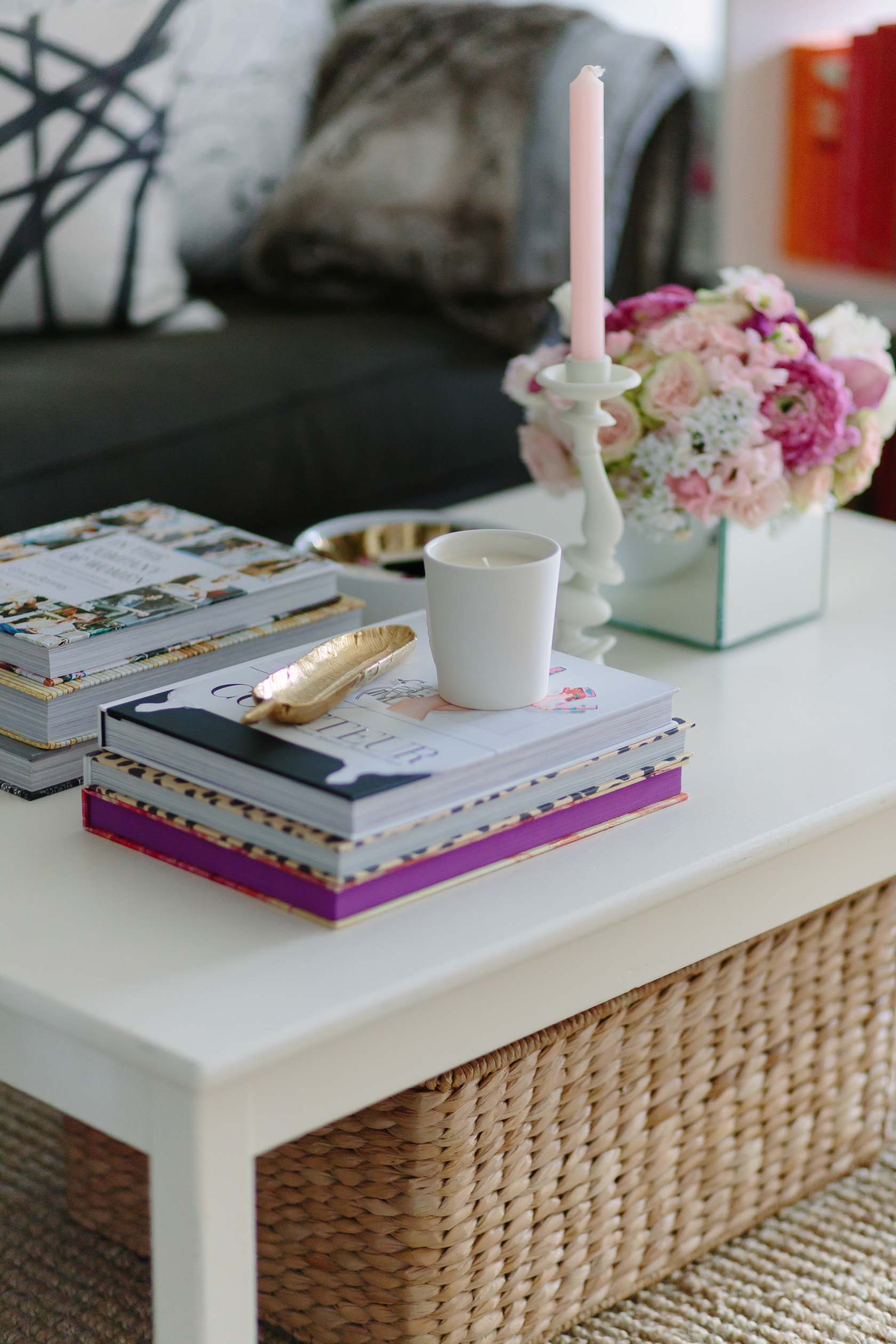 Florals and a Coffee Table Refresh York Avenue
