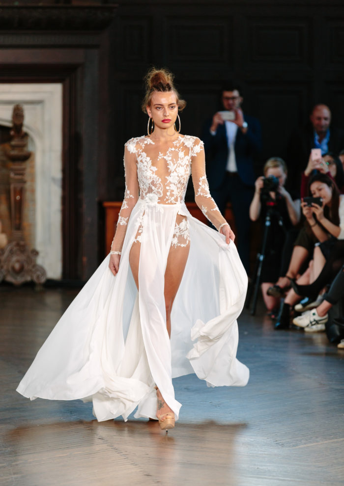 Bridal Fashion Week: Photographing Runway