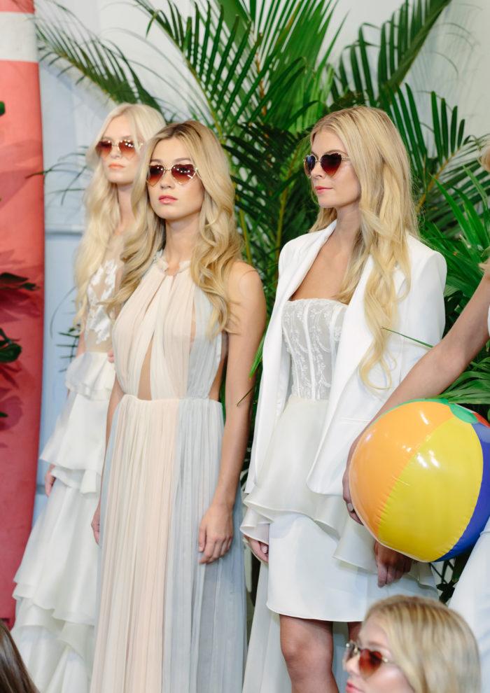 Photographing Bridal Fashion Week: Sarah Seven