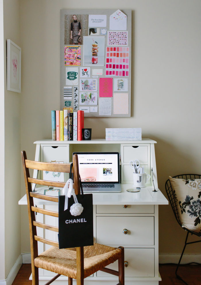 My Inspiration Board + Apartment Rearranging
