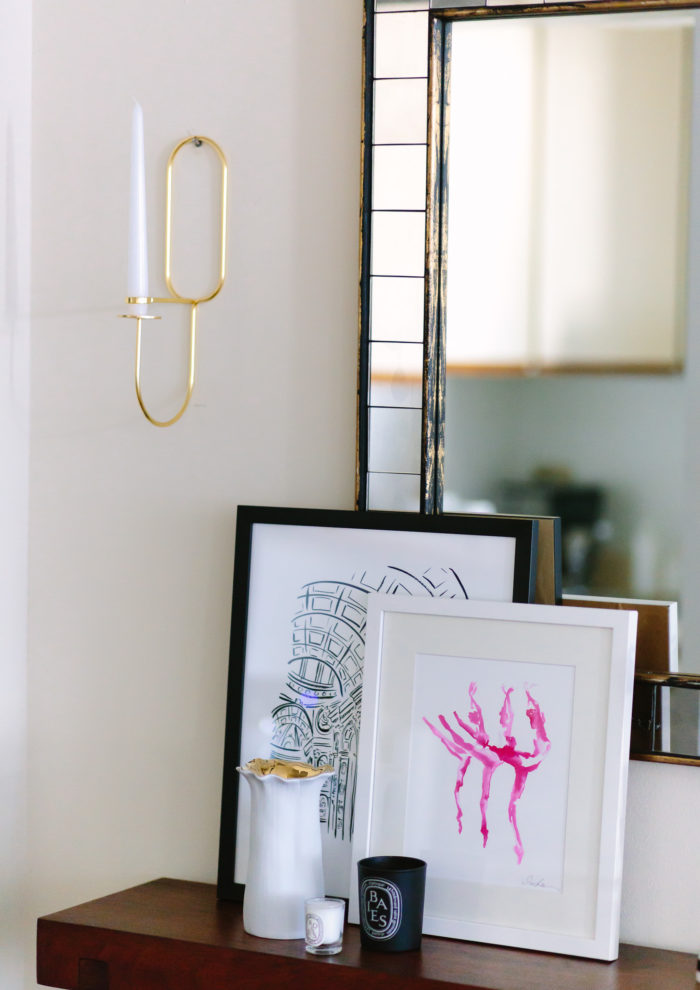 5 Tips for Styling a Small Space Entryway