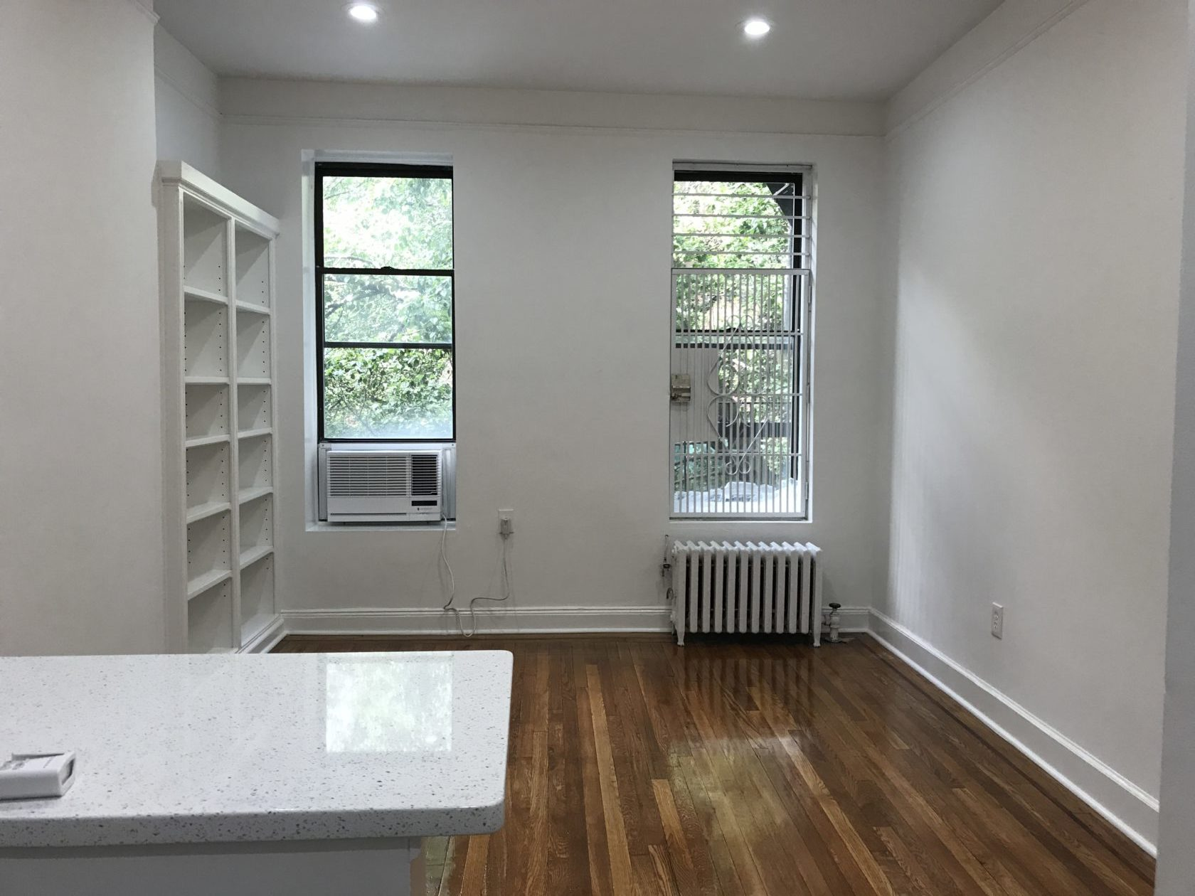 New York City one bedroom apartment