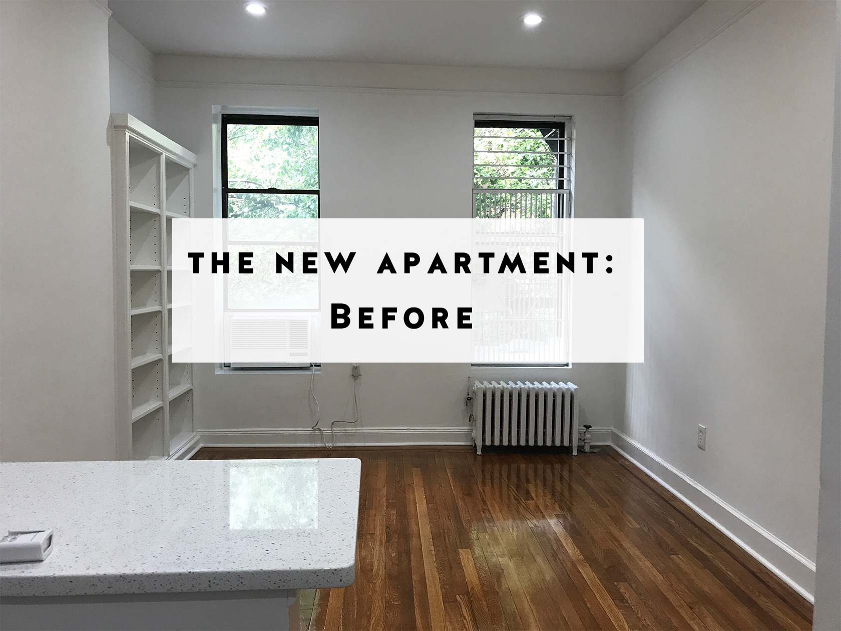 new apartment before shots some little known truths about nyc