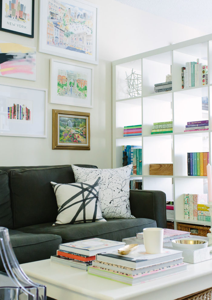 Home Tour: NYC Studio Apartment