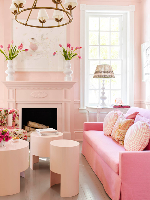 Pink Paradise: How to Get This Look for Less - York Avenue