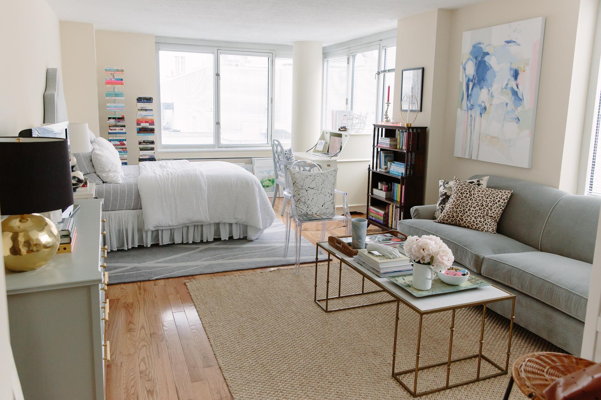 York avenue new york city based interior design and - How to design a studio apartment ...