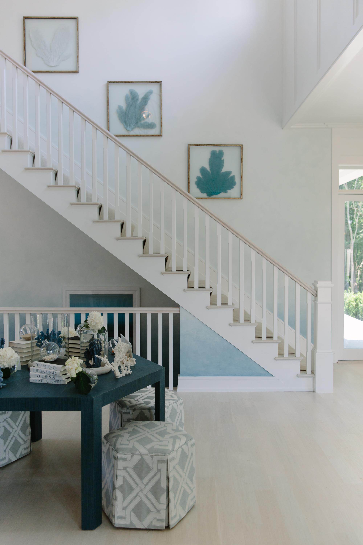 entry foyer 2018 hampton designer showhouse sea green designs llc