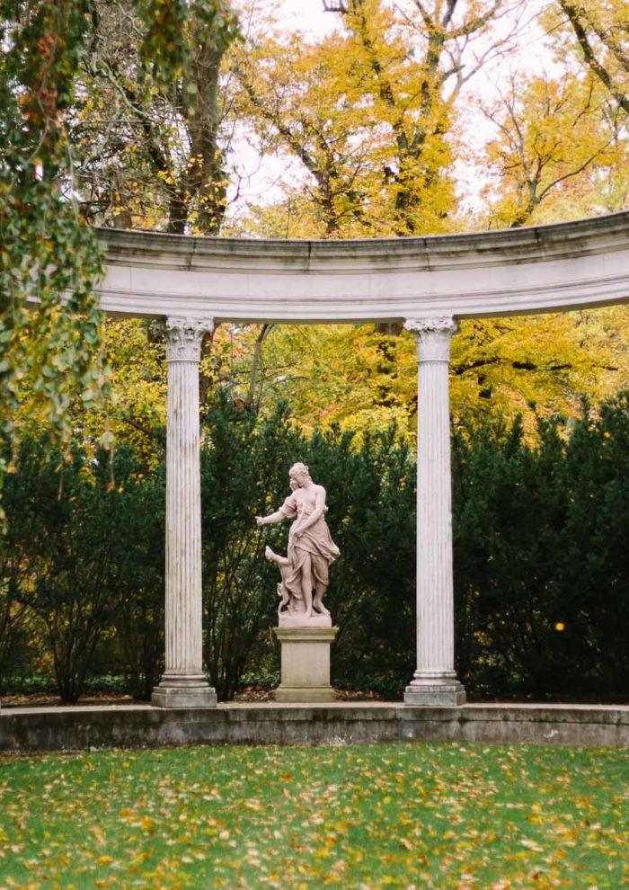 Photos Essays: Fall Colors at Westbury Gardens