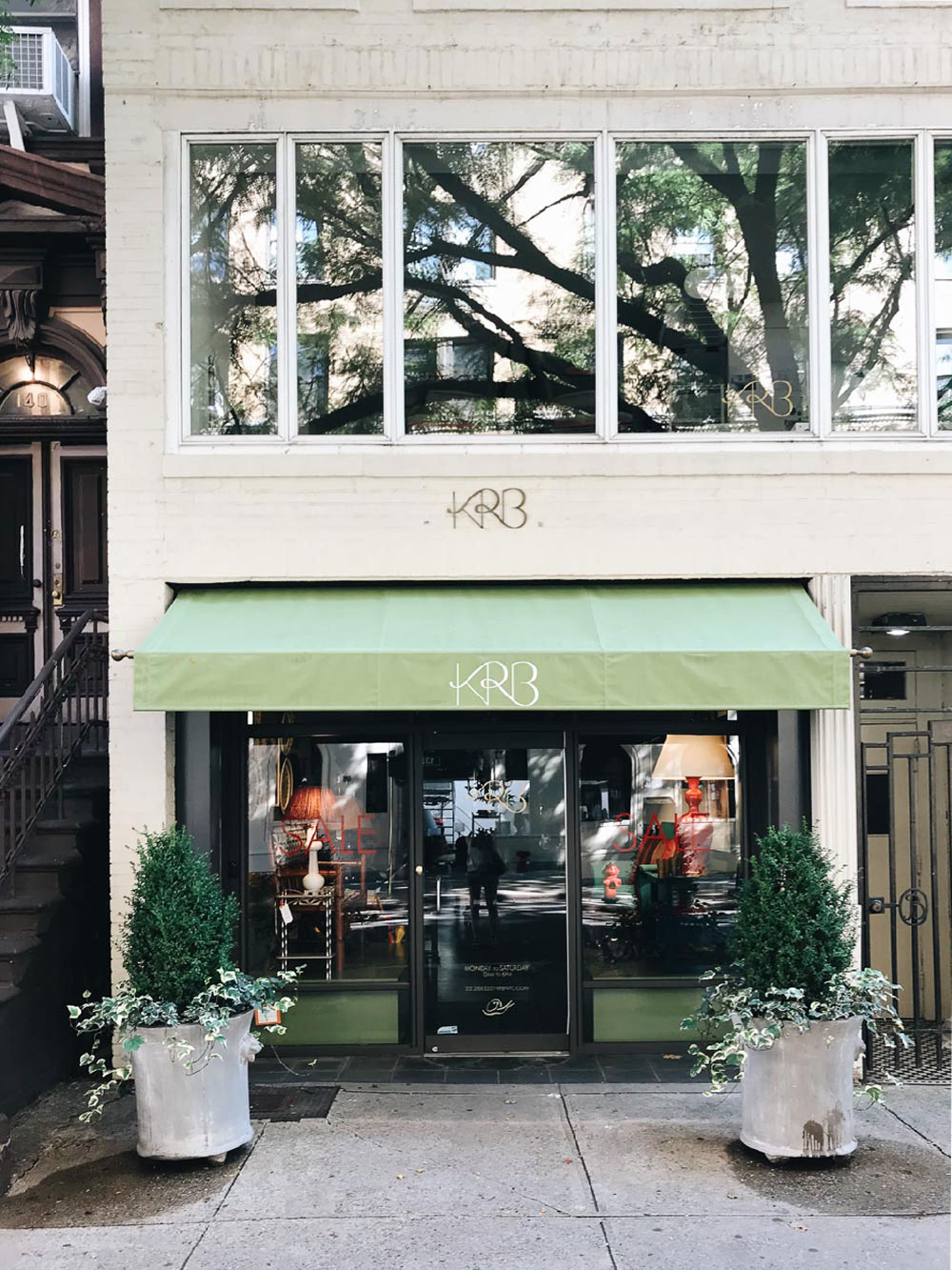 What to do on the Upper East Side KRB