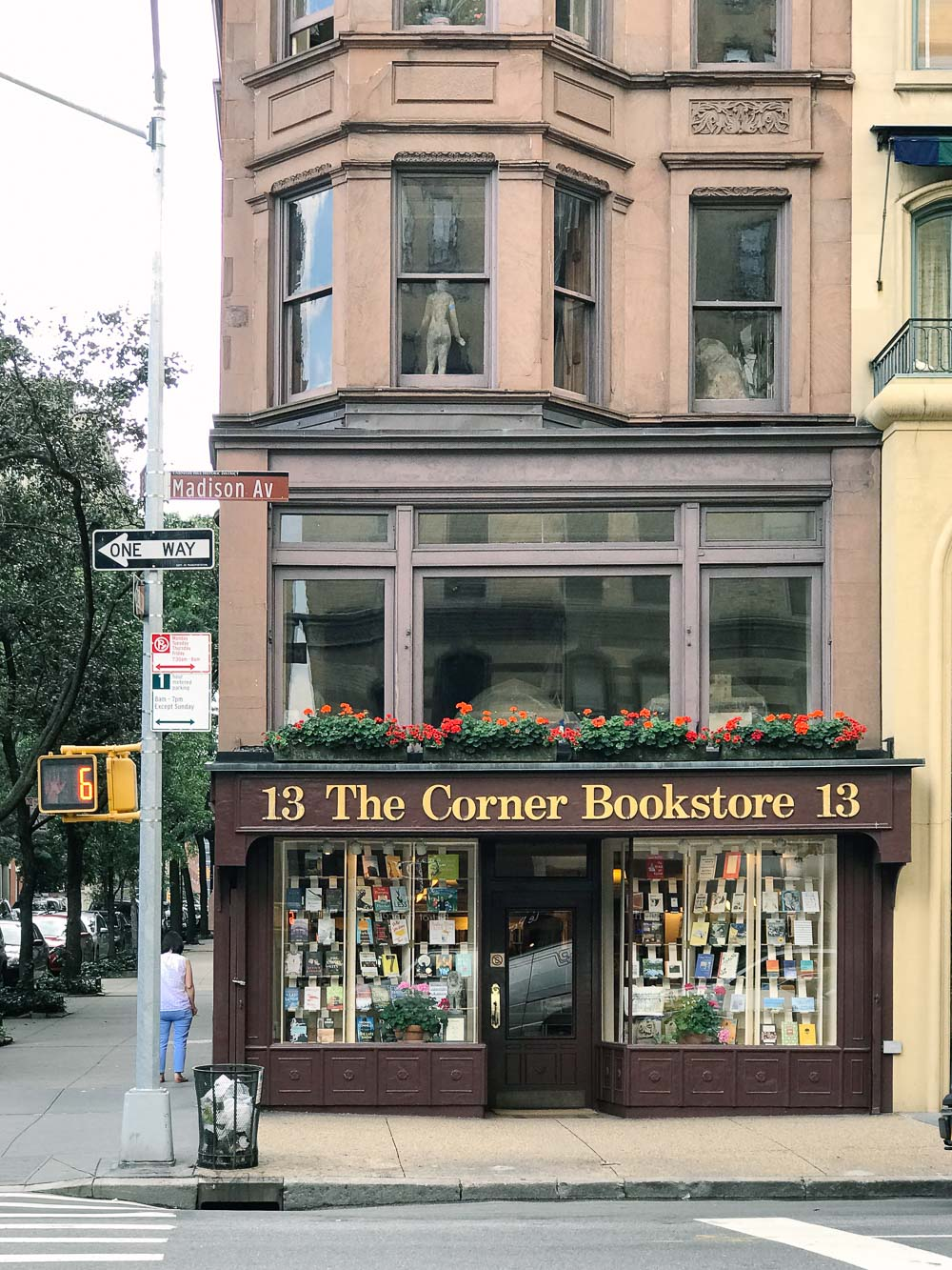 Upper East Side bookstores