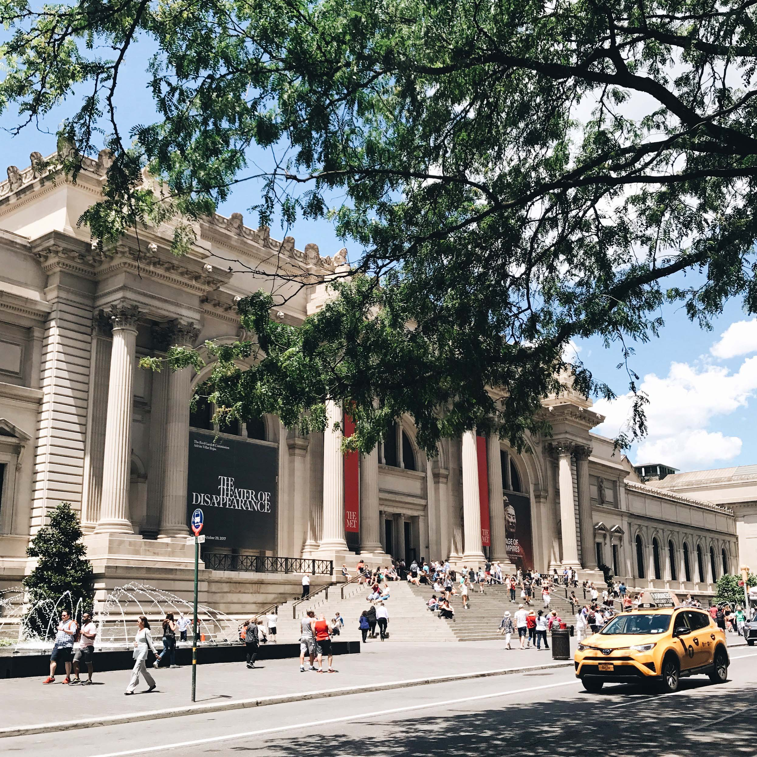Things to Do in Upper East Side New York City featured by top New York City blog, York Avenue: image of Metropolitan Museum of Art