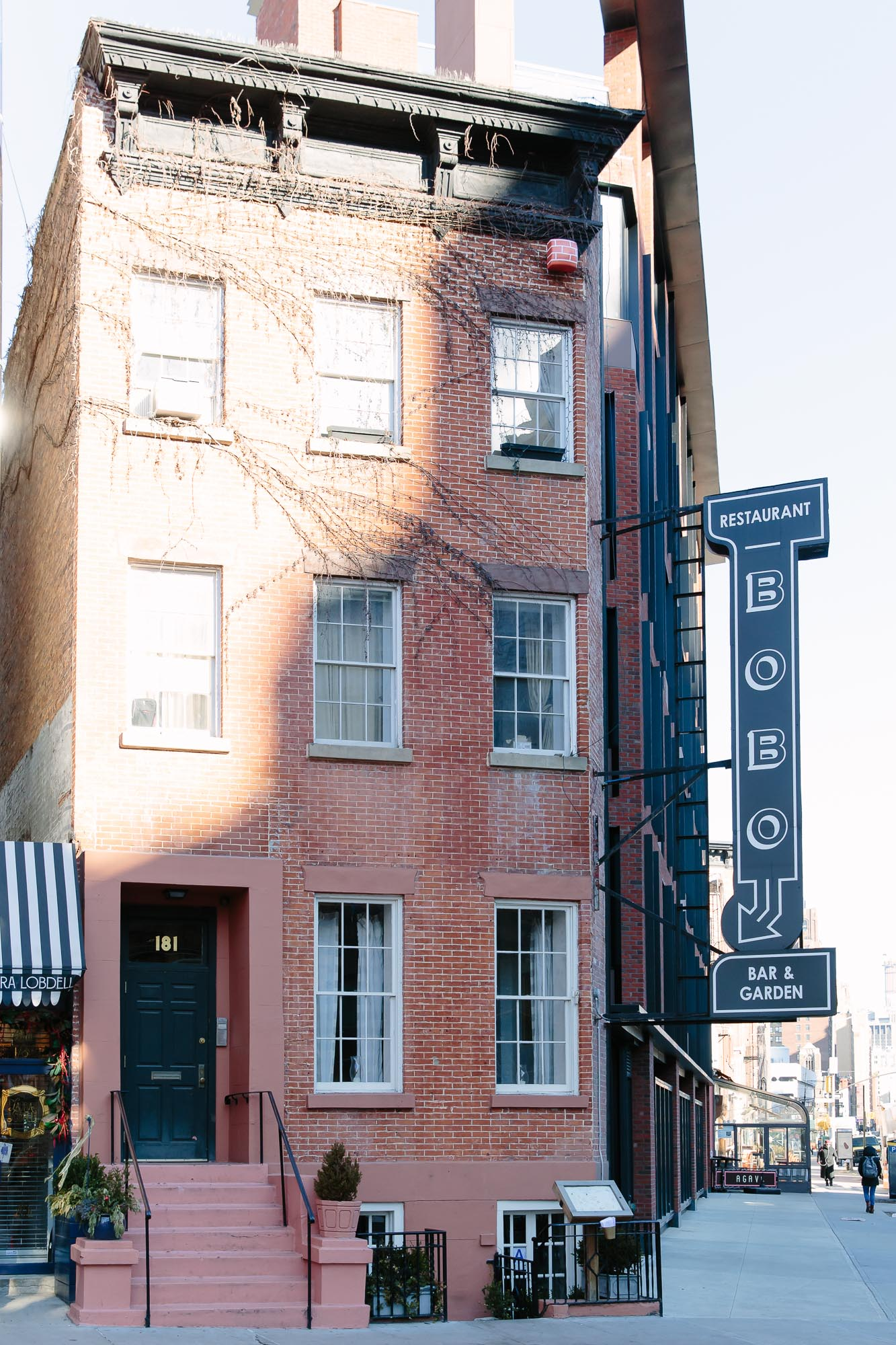 West Village NYC featured by top NYC blogger, York Avenue