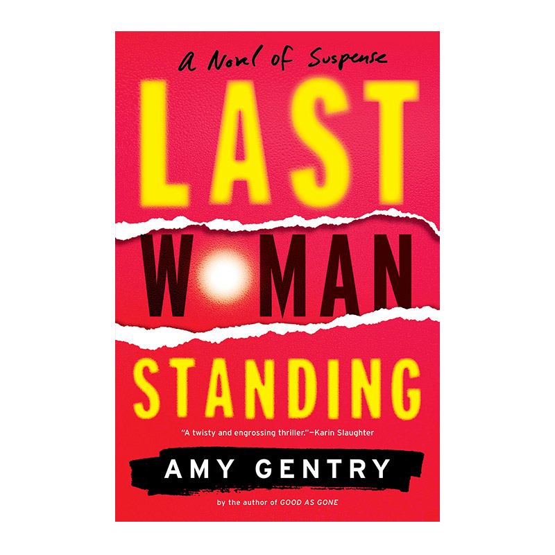 New books to read featured by top US life and style blog, York Avenue; Last Woman Standing