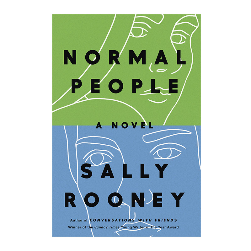 New books to read featured by top US life and style blog, York Avenue; Normal People