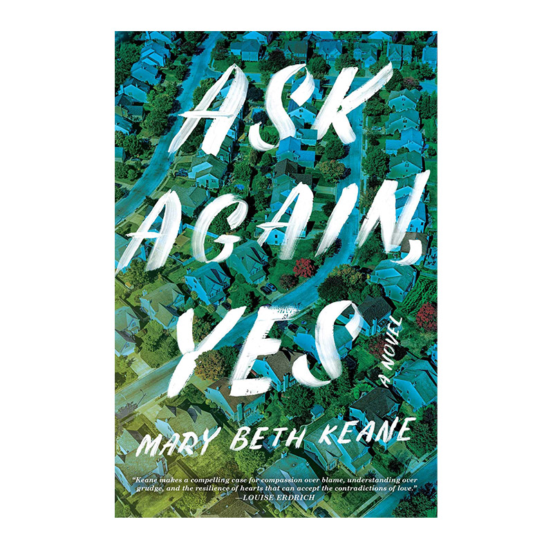 New books to read featured by top US life and style blog, York Avenue; Ask Again, Yes
