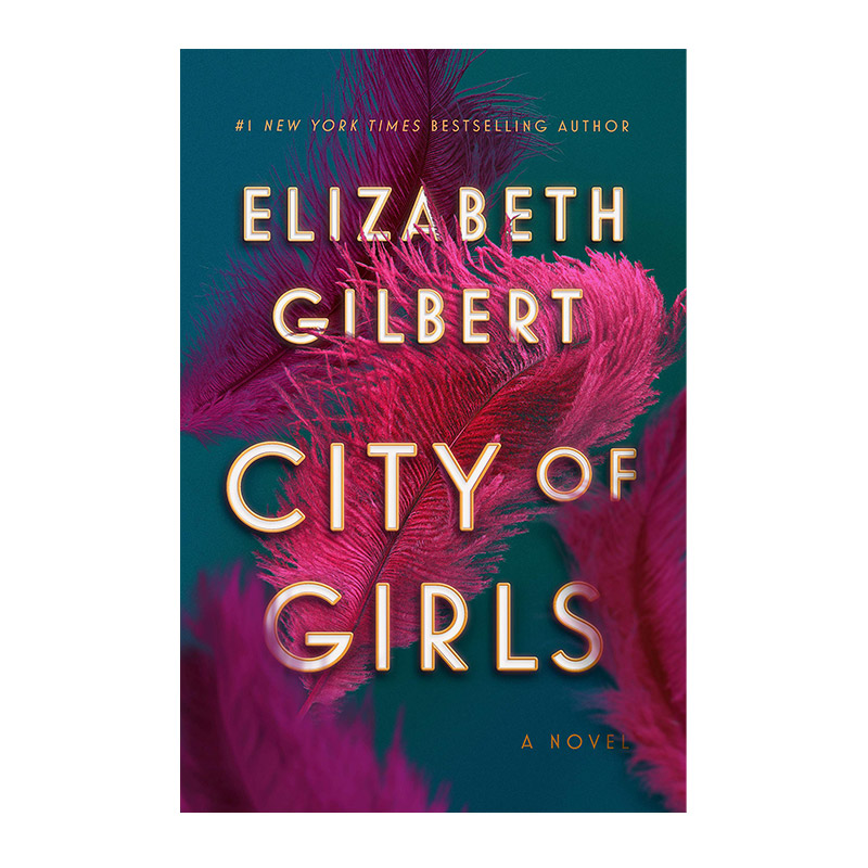 New books to read featured by top US life and style blog, York Avenue; City of Girls