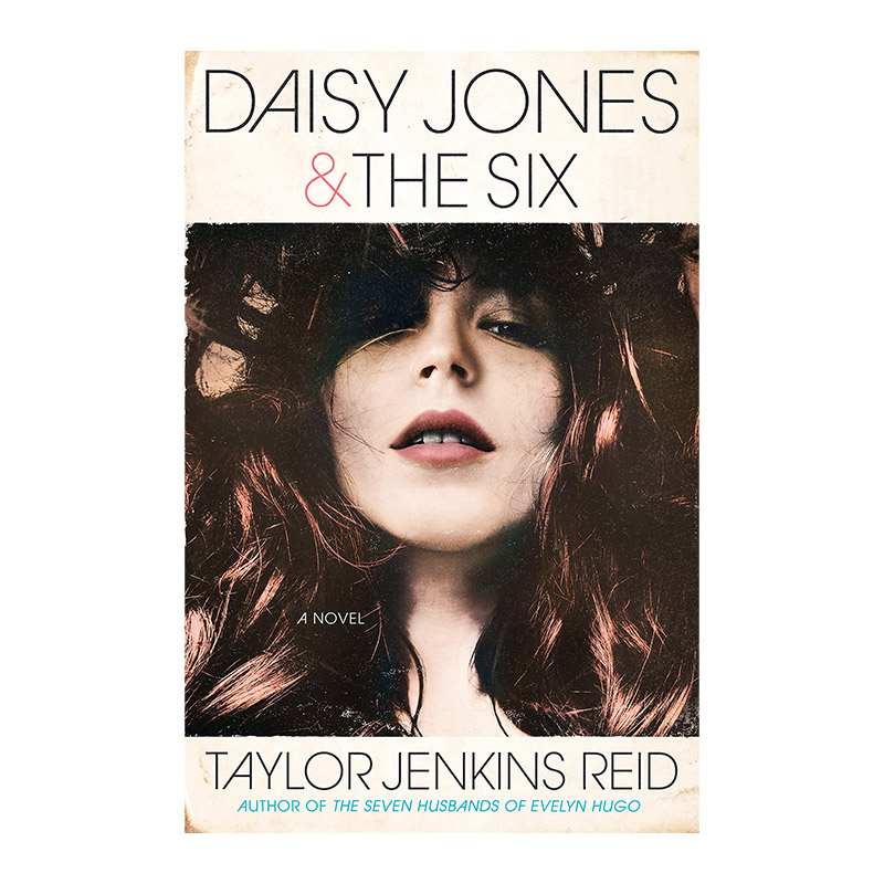 New books to read featured by top US life and style blog, York Avenue; Daisy Jones & The Six