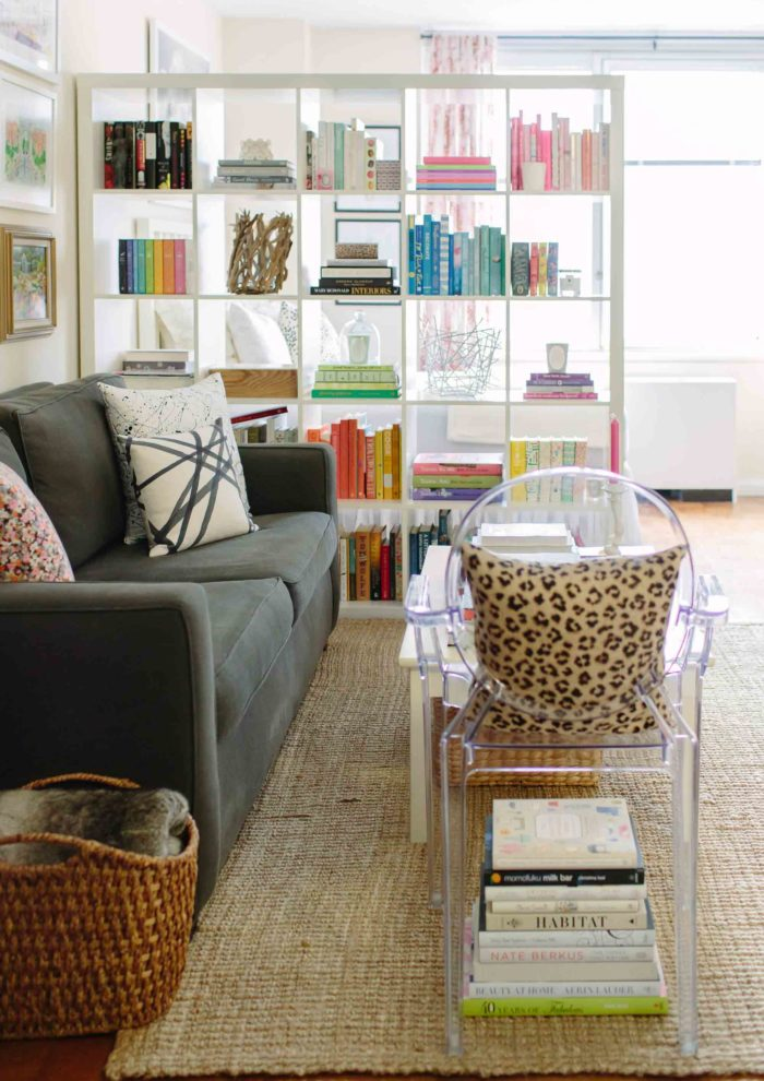8 Stylish Ideas for Dividing a Studio Apartment